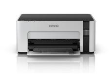 Epson EcoTank M1120, Blanco y Negro, Inyección, Tanque de Tinta, Inalámbrico, Print