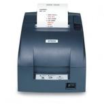 Epson TM-U220B, Impresora de Tickets, Matriz de Punto, Alámbrico, Gris