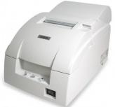 Epson TM-U220PA, Impresora de Tickets, Matriz de Puntos, Alámbrico, Paralelo, Blanco - incluye Fuente de Poder, sin Cables