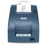 Epson TM-U220PB, Impresora de Tickets, Matriz de Puntos, Paralelo, Negro - incluye Fuente de Poder, sin Cables