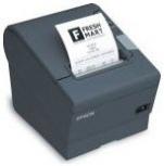 Epson TM-T88V, Impresora de Tickets, Térmica Directa, Paralelo + USB, Negro