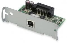 Epson Tarjeta de Red C32C824131 de 1 Puerto, USB 2.0, Plata