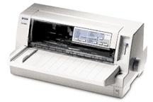 Epson LQ-680Pro, Blanco y Negro, Matriz de Puntos, Print