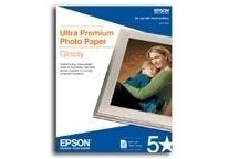 Epson Papel Fotográfico Glossy Ultra Premium, 4