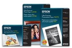 Epson Papel Fotográfico Lustre Metálico S045597, 13