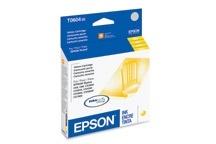 Cartucho Epson 60 Amarillo, 450 Páginas