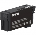 Cartucho Epson T40V Negro, 50ml