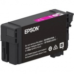 Cartucho Epson T41P Ultrachrome XD2 Alto Rendimiento Magenta, 350ml