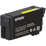 Cartucho Epson T41P Ultrachrome XD2 Alto Rendimiento Amarillo, 350ml