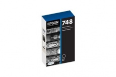 Cartucho Epson 748 Negro, 2500 Páginas