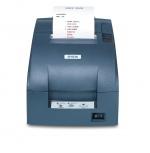 Epson TM-U220D-663, Impresora de Tickets, Matriz de Punto, 9 Puntos, Ethernet, Azul