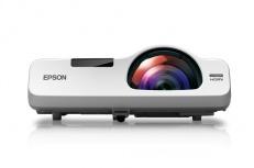 Proyector Epson PowerLite 525W 3LCD, WXGA 1280 x 800, 2800 Lúmenes, Tiro Corto, Blanco