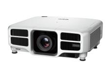 Proyector Epson Pro L1100U 3LCD, WUXGA 1920 x 1200, 6000 Lúmenes, Blanco