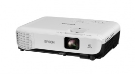 Proyector Portátil Epson VS250 3LCD, SVGA 800 x 600, 3200 Lúmenes, con Bocinas, Blanco