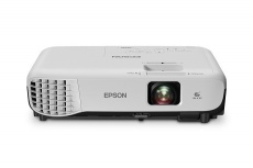 Proyector Portatil Epson VS350 3LCD, XGA 1024 x 768, 3300 Lúmenes, con Bocinas, Blanco