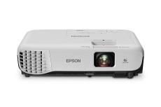 Proyector Portátil Epson VS355 3LCD, WXGA 1280x800, 3300 Lúmenes, con Bocinas, Blanco
