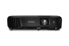 Proyector Portátil Epson PowerLite 1266 3LCD, WXGA 1280 x 800, 3600 Lúmenes, Inalámbrico, con Bocinas, Negro
