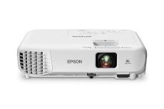 Proyector Portátil Epson Home Cinema 660 3LCD, SVGA 800 x 600, 3300 Lúmenes, con Bocinas, Blanco