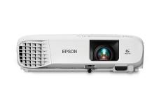 Proyector Epson PowerLite 109W 3LCD, WXGA 1280 x 800, 4000 Lúmenes,con Bocinas, Blanco