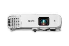 Proyector Epson PowerLite 970 3LCD, XGA 1024 x 768, 4000 Lúmenes, con Bocinas, Blanco