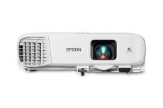 Proyector Portátil Epson PowerLite 2042 3LDC, XGA, 4400 Lúmenes, con Bocinas, Blanco