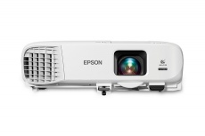 Proyector Portátil Epson PowerLite 2142W 3LCD, WXGA 1280 x 800, 4200 Lúmenes, Inalámbrico, con Bocinas, Blanco