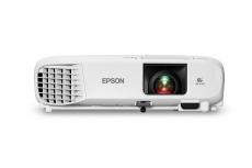 Proyector Portátil Epson PowerLite E20, XGA (1024x768), 3400 Lúmenes, con Bocinas, Blanco