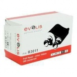 Cinta Evolis R3011 YMCKO, 200 Impresiones