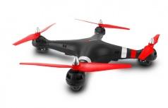 Drone Evorok Dragon, 4 Rotores, 150 Metros, Negro/Rojo