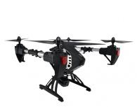 Drone Evorok Dragon II con Cámara 2MP, 4 Rotores, 100 Metros, Negro