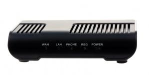 Fanvil Adaptador de Teléfono Analógico ATA FXA1, 1x FXS, 1x FXO