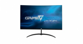 Monitor Gamer Curvo Game Factor MG500 LED, 23.6