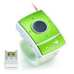 Genius Presentador Láser Ring Presenter, USB, Verde