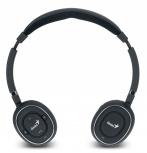 Genius HS-980BT Audífonos con Micrófono, Bluetooth 2.1+EDR, Negro