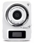 Cámara Digital Genius Life-Shot FHD300, 8MP, WiFi, Blanco, Resistente al Agua