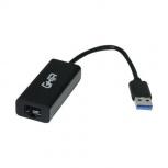 Ghia Adaptador de Red USB ADAP-4, Alámbrico, 1000Mbit/s