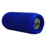 Ghia Bocina Portátil BX600, Bluetooth, Inalámbrico, 10W RMS, USB, Azul - Resistente al Agua