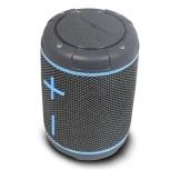 Ghia Bocina Portátil BXSUB, Bluetooth, 2.0, 10W RMS, USB, Gris - Resistente al Agua