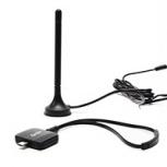 Ghia Sintonizador de TV para Celular AC-6348, USB 2.0, Negro