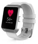 Ghia Smartwatch GAC-138, Touch, Bluetooth 4.0, Android 7.1/iOS 9.3, Blanco - Resistente al Agua