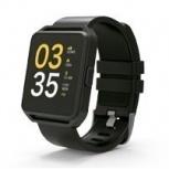 Ghia Smartwatch GAC-139, Touch, Bluetooth 4.0, Android 7.1/iOS 9.3, Gris - Resistente al Agua