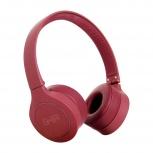 Ghia Audífonos GAC-182D, Bluetooth, Inalámbrico, Rojo