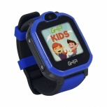 Ghia Smartwatch GAC-183A, Touch, Bluetooth, Android/iOS, Azul
