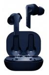 Ghia Audífonos Intrauriculares con Micrófono G.Pods, Inalámbrico, Bluetooth, Azul