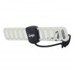 Ghia Antena para Televisión GANT-005 para Interiores, UHF/VHF, Negro