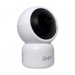 Ghia Cámara IP Smart WiFi IR para Interiores GCV-012, Alámbrico, 1920 x 1080 Pixeles, Día/Noche
