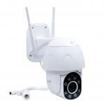 Ghia Cámara IP Smart WiFi IR para Exteriores GCV-014, Alámbrico, 1920 x 1080 Pixeles, Día/Noche