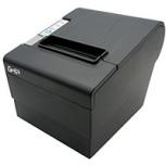 Ghia PR-2033, Impresora de Tickets, Térmica Directa, 203 x 203DPI, Ethernet + USB, Negro - con Autocortador