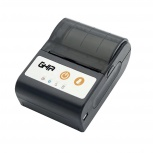 Ghia Impresora Móvil GTPM581, Térmica Directa, Inalámbrico/Alámbrico 203 x 203 DPI, USB/Serial/Bluetooth, Negro