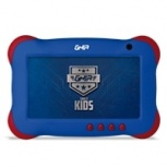 Tablet Ghia GTKIDS7 7'', 8GB, 1024 x 600 Pixeles, Android 8.1, Azul